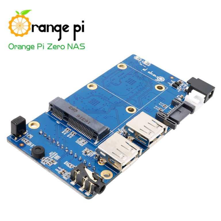 Плата расширения NAS для любого Orange Pi - Orange Pi NAS Expansion board
