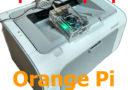 Установка и настройка принт-сервера на OrangePi в Linux ArmbianBionic